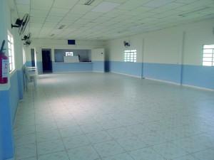 Localizado na sede de Bragança Pta