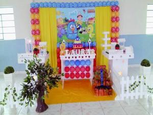 Espaço ideal para festas