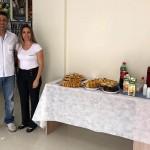 Café na sede de Serra Negra