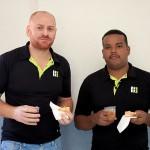 Comerciários da Humanitarian de Bragança